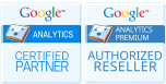 Google Analytics Certified Premium Reseller