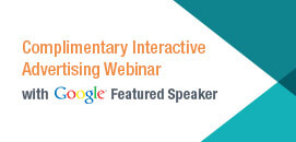 Complimentary Webinar with Featured Google Specialist