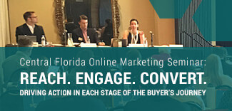 Central Florida Online Marketing Seminar