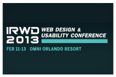 MoreVisibility - 2013 Internet Retailer Web and Design Conference and Usability