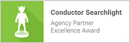 Searchie Award for Agency Partner Excellence