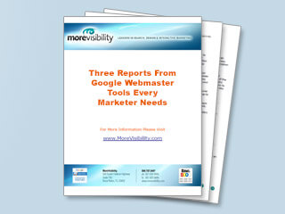 Three Reports From Google Webmaster Tools Every Marketer Needs