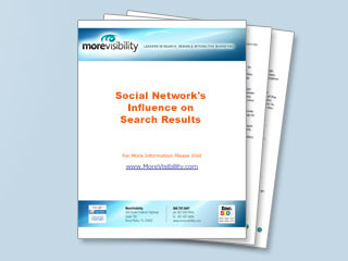 Social Network's Influence on Search Results