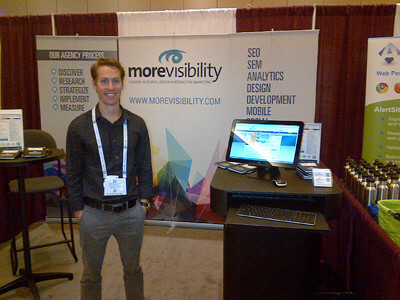 MoreVisibility Attended the the 2014 Internet Retailer Conference
