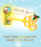 Visit our interactive village