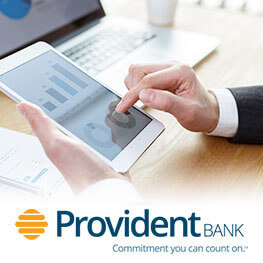 Provident Bank - Testimonial from Brett Yeager, Internet Channel Sales Manager