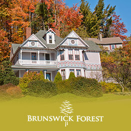 Brunswick Forest - Built a New Website with Easy-to-Manage CMS