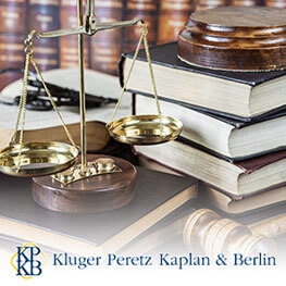 Kluger Peretz Kaplan & Berlin - Client Success Spotlight