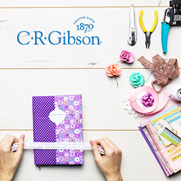 C.R. Gibson - Launched a New, Fully Optimized Website