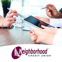 Neighborhood Credit Union - Developed a CPC Campaign to Increase New Business