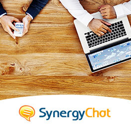 SynergyChat - Increased Website Traffic Through Paid Search Campaigns