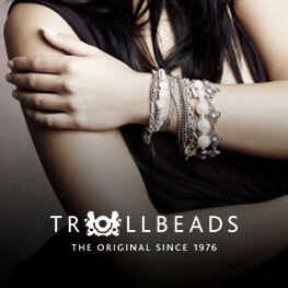 Trollbeads Gallery - Established Social Media Presence and Increased Engagement