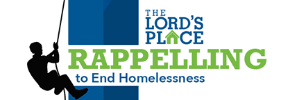 The Lord's Place Rappelling to End Homelessness