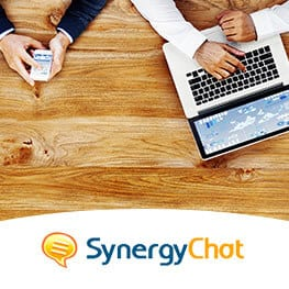 SynergyChat – Increased Website Traffic Through Paid Search Campaigns