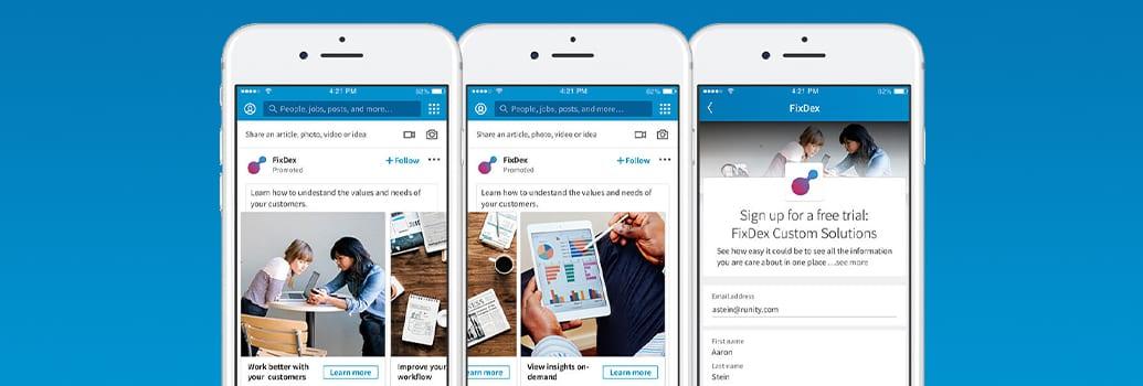 B2B Marketing Tips & Trends for LinkedIn