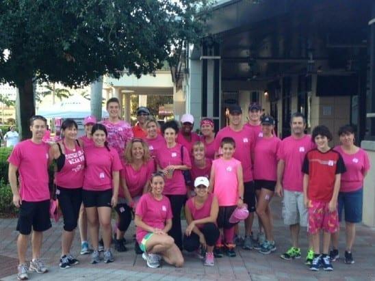 MV - team Making Strides Event Pic