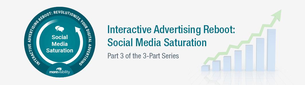 Interactive Advertising Reboot: Social Media Saturation
