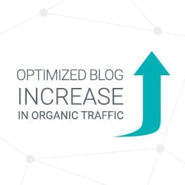 Optimized Blog Drives Traffic and Thought Leadership