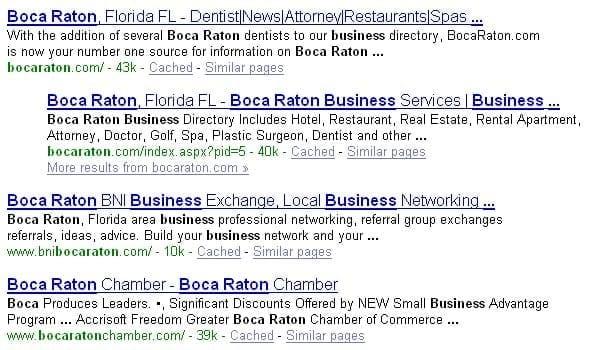 boca business