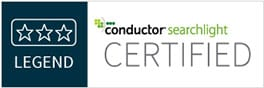 Conductor Searchlight Legend Certification