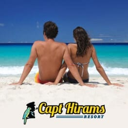 Capt Hiram's – Improved Organic Positions for New Website