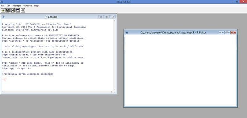Create New Script