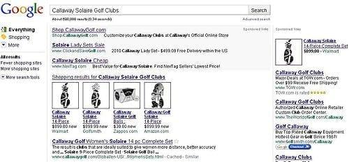 Google Searches Refined