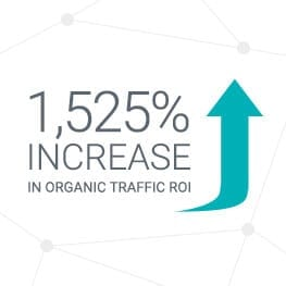 Organic Traffic ROI Soars 1,525% with MoreVisibility and Conductor Searchlight