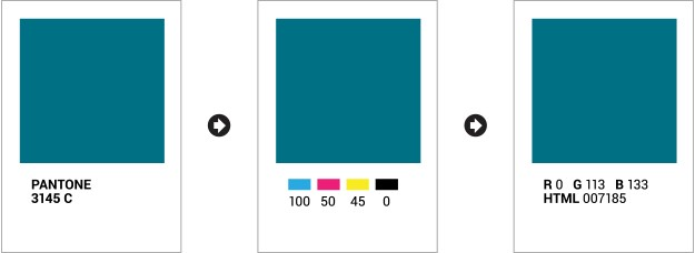 MoreVisibility Teal Color Codes