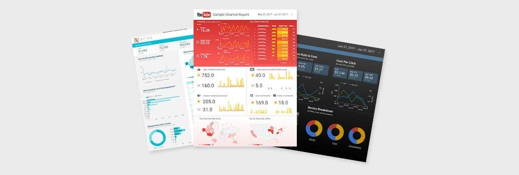 Advantages of Google Data Studio