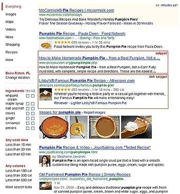 Rich Snippets & Schema.org: Part I