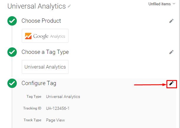 universal analystics