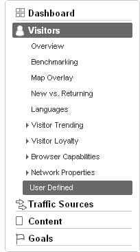 User-Defined Report