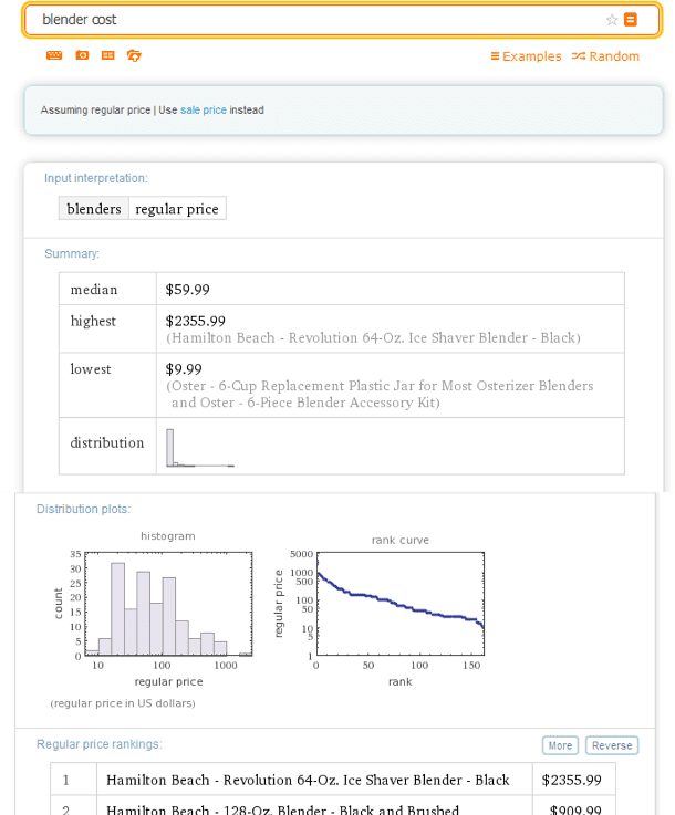 wolfram alpha product research